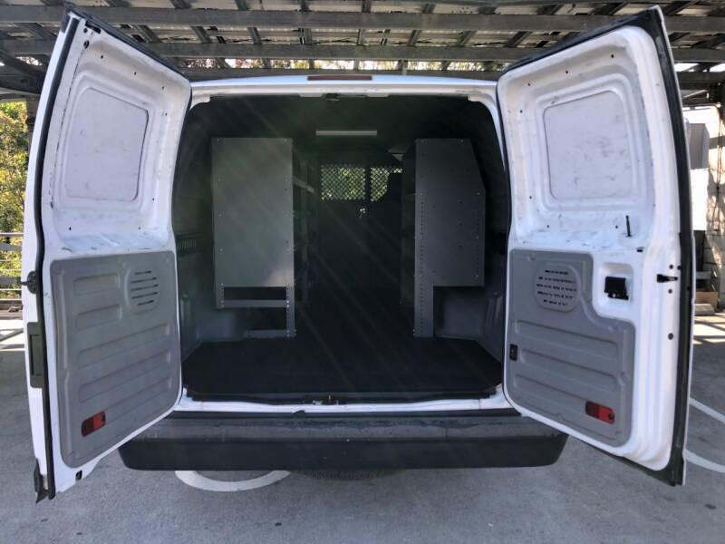 2013 Ford E-Series Cargo E-150 3dr Extended Cargo Van - San Francisco CA