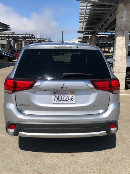 2016 Mitsubishi Outlander SE 4dr SUV - San Francisco CA