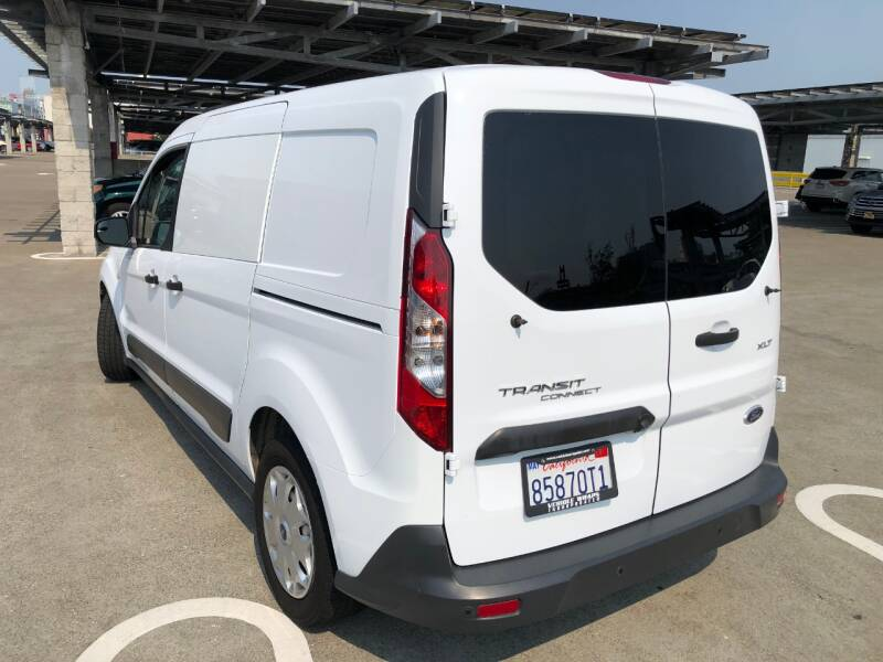 2015 Ford Transit Connect Cargo XLT 4dr LWB Cargo Mini-Van w/Rear Cargo Doors - San Francisco CA