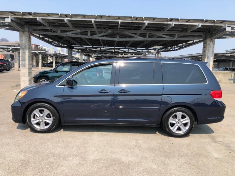 2010 Honda Odyssey Touring 4dr Mini-Van - San Francisco CA