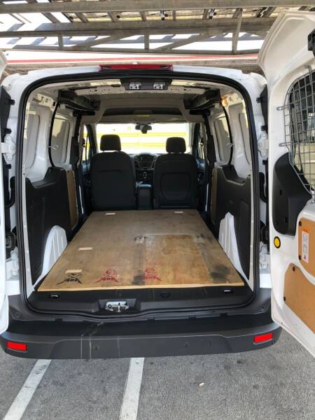 2016 Ford Transit Connect Cargo XLT 4dr LWB Cargo Mini-Van w/Rear Cargo Doors - San Francisco CA