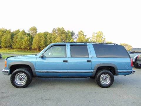 1996 GMC Suburban for sale in Locust Grove, VA