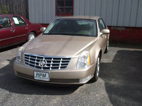 2006 Cadillac DTS for sale in Claremont, NH