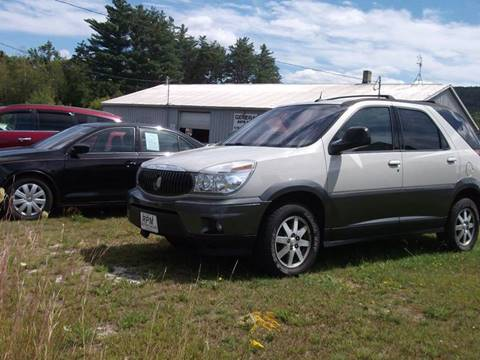 2004 Buick Rendezvous for sale in Claremont, NH