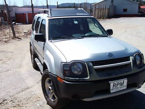 2004 Nissan Xterra for sale in Claremont, NH