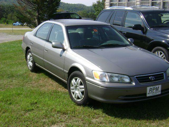 2006 Toyota Camry for sale at RPM MOTOR SALES in Claremont NH