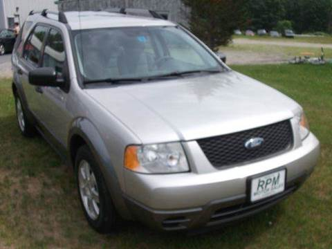 2006 Ford Freestyle for sale in Claremont, NH