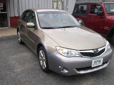 2008 Subaru Impreza for sale in Claremont, NH