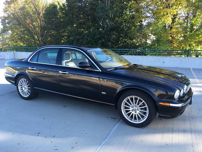 2006 Jaguar XJ-Series for sale at RPM MOTOR SALES in Claremont NH