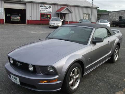 2006 Ford Mustang for sale in Claremont, NH