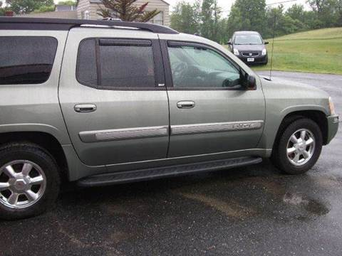2004 GMC Envoy XL for sale in Claremont, NH