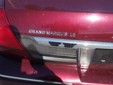 2009 Mercury Grand Marquis