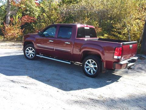 2013 GMC Sierra 1500 for sale in Claremont, NH