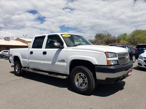 2007 Chevrolet Silverado 2500HD Classic for sale in Delta, CO