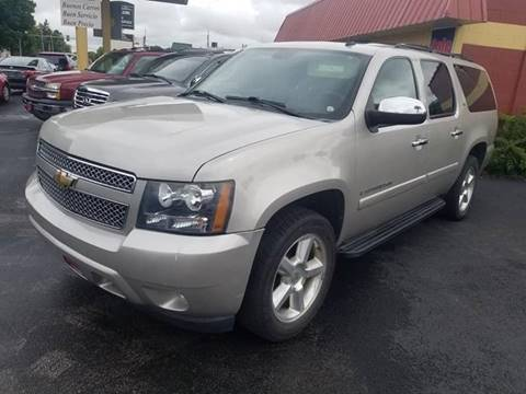 2008 Chevrolet Suburban 112,603 Miles $13,595