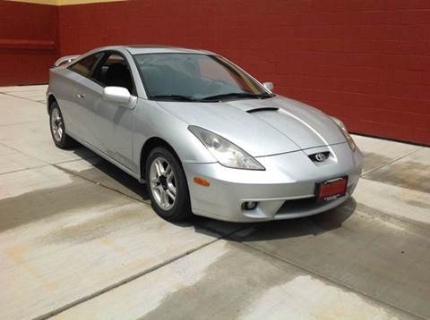 2000 Toyota Celica for sale in Bradley, IL