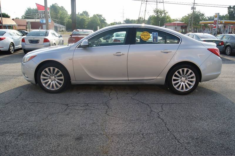 2011 Buick Regal for sale at Premium Motors in Louisville KY