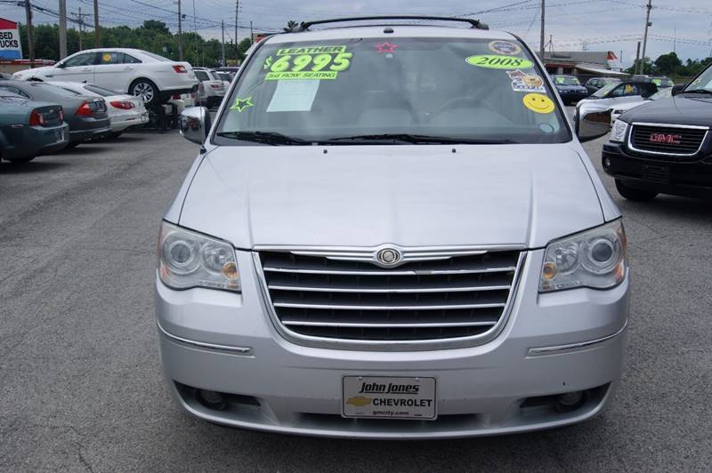 2008 Chrysler Town and Country Limited 4dr Mini-Van - Louisville KY