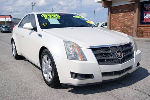 2008 Cadillac CTS for sale at Premium Motors in Louisville KY