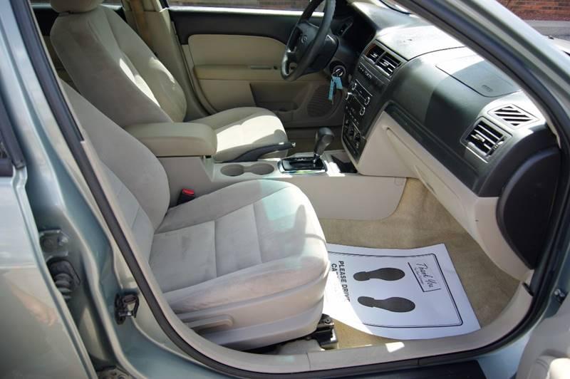 2009 Ford Fusion SE 4dr Sedan - Louisville KY