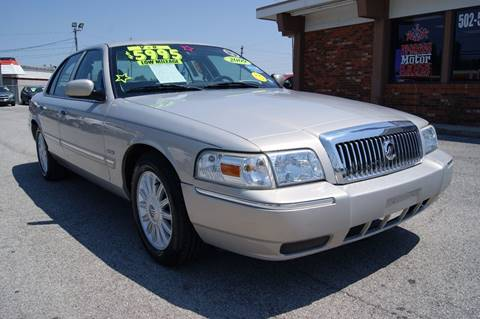 2009 Mercury Grand Marquis for sale in Louisville, KY