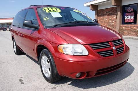 2005 Dodge Grand Caravan for sale at Premium Motors in Louisville KY