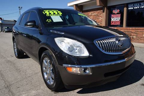 2008 Buick Enclave for sale at Premium Motors in Louisville KY