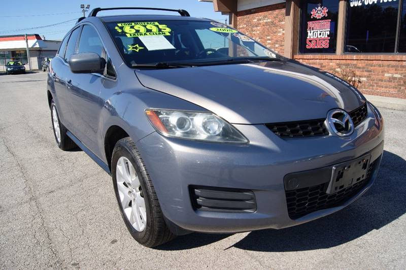 2008 Mazda CX-7 for sale at Premium Motors in Louisville KY