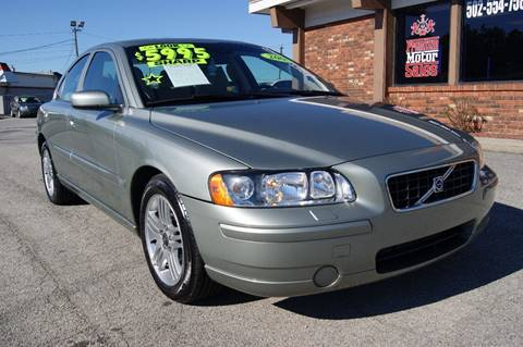 2006 Volvo S60 for sale at Premium Motors in Louisville KY
