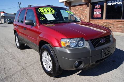 2005 Ford Escape for sale at Premium Motors in Louisville KY