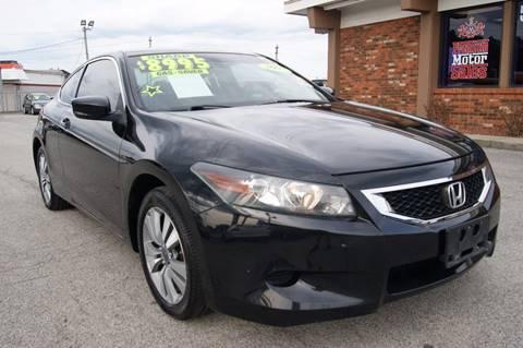 2009 Honda Accord for sale at Premium Motors in Louisville KY