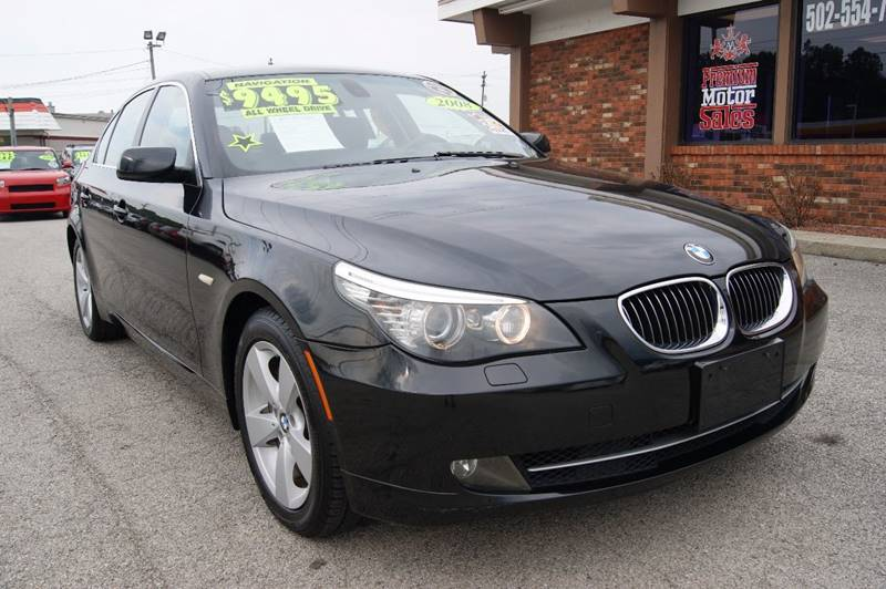 2008 BMW 5 Series for sale at Premium Motors in Louisville KY