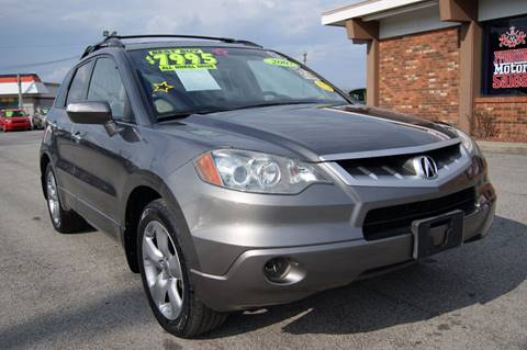 2007 Acura RDX for sale at Premium Motors in Louisville KY
