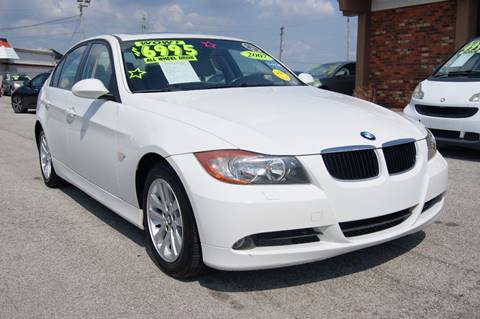 2007 BMW 3 Series for sale at Premium Motors in Louisville KY