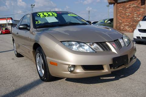 2005 Pontiac Sunfire for sale in Louisville, KY