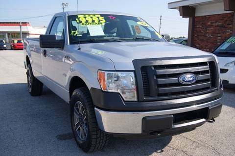 2012 Ford F-150 for sale at Premium Motors in Louisville KY