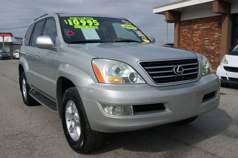 2005 Lexus GX 470 For Sale At Premium Motors In Louisville KY