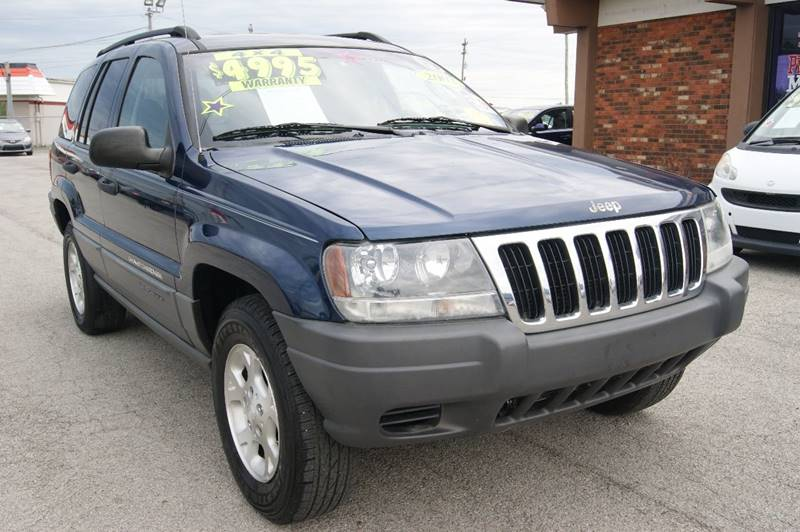 2002 Jeep Grand Cherokee For Sale At Premium Motors In Louisville KY