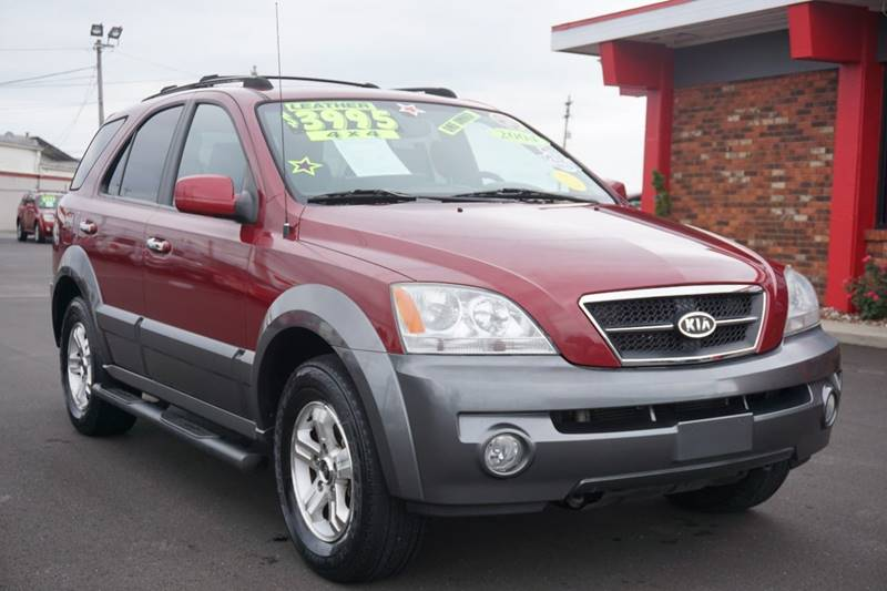 2004 Kia Sorento For Sale At Premium Motors In Louisville KY