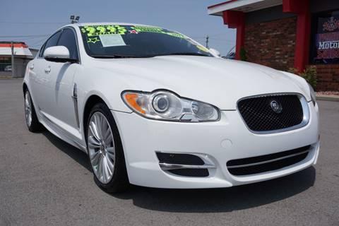 2011 Jaguar XF for sale in Louisville, KY