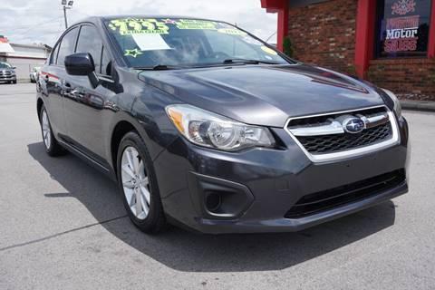 2013 Subaru Impreza for sale in Louisville, KY