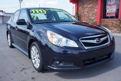 2012 Subaru Legacy for sale in Louisville, KY