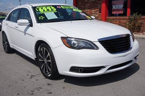 2013 Chrysler 200 for sale in Louisville, KY