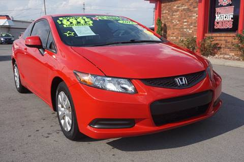 2012 Honda Civic for sale in Louisville, KY