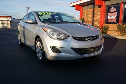 2012 Hyundai Elantra for sale in Louisville, KY