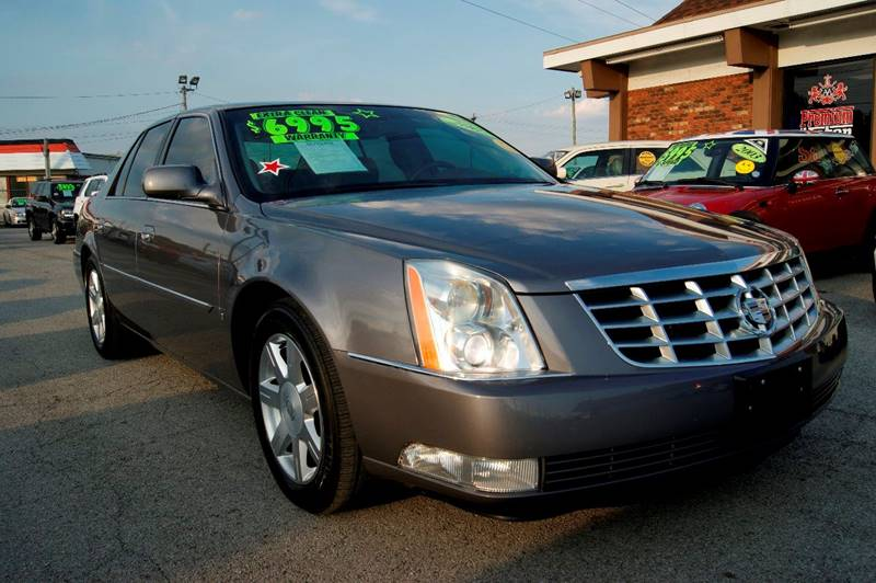 2007 Cadillac DTS for sale at Premium Motors in Louisville KY