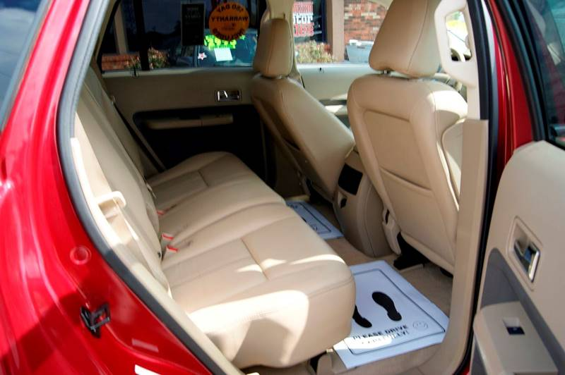 2007 Ford Edge SEL Plus 4dr SUV - Louisville KY