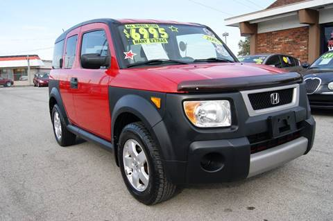 2005 Honda Element for sale in Louisville, KY