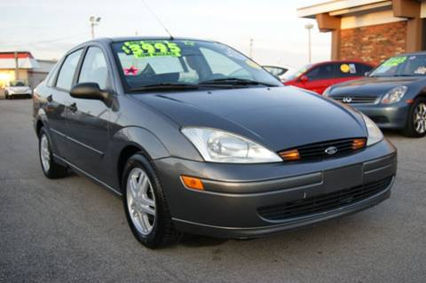 2002 Ford Focus for sale in Louisville, KY
