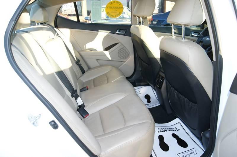 2013 Kia Optima EX 4dr Sedan - Louisville KY
